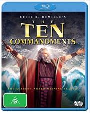 Ten Commandments, The | Blu-ray