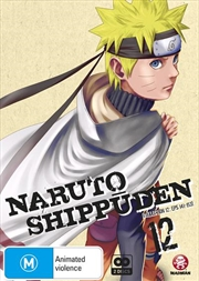 Naruto Shippuden - Collection 12 - Eps 141-153 | DVD