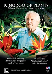 David Attenborough: Kingdom Of Plants