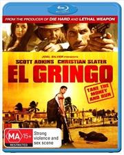 El Gringo | Blu-ray