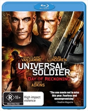 Universal Soldier 4 - Day Of Reckoning | Blu-ray