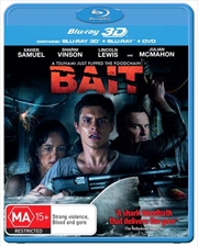 Bait | 3D Blu-ray + 2D Blu-ray + DVD