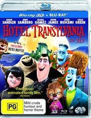 Hotel Transylvania | 3D + 2D Blu-ray