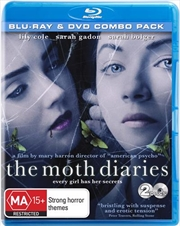 Moth Diaries | Blu-ray + DVD, The
