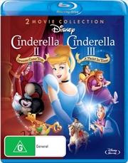 Cinderella 2/Cinderella 3 | Blu-ray