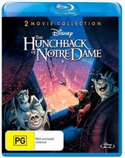 Hunchback Of Notre Dame/Hunchback Of Notre Dame II | Blu-ray