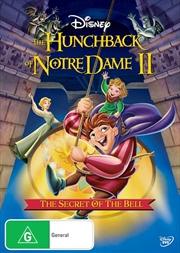 Hunchback Of Notre Dame II | DVD