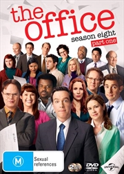 Office - Season 8 - Part 1, The | DVD