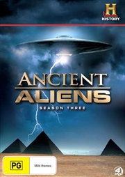 Ancient Aliens: Season 3