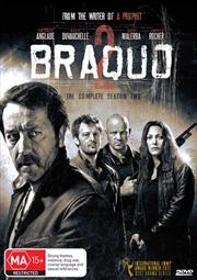 Braquo - Season 2 | DVD