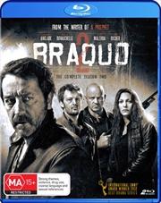 Braquo - Season 2 | Blu-ray