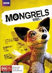 Mongrels - Series 1 | DVD