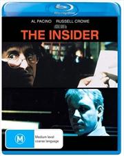 Insider, The | Blu-ray
