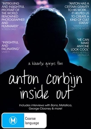 Anton Corbijn: Inside Out | DVD