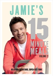 Jamie's 15 Minute Meals: Season 1 Vol 2 | DVD