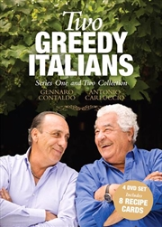Two Greedy Italians: Season 1-2 Collection