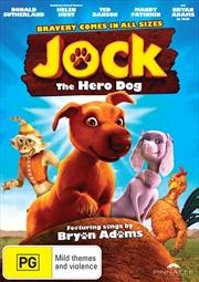 Jock - The Hero Dog | DVD