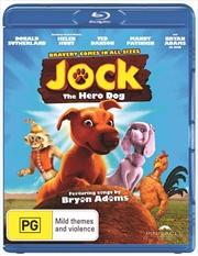 Jock - The Hero Dog | Blu-ray