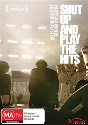 Shut Up And Play The Hits | DVD