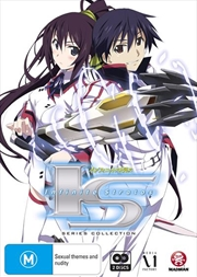 Infinite Stratos - Series Collection | DVD