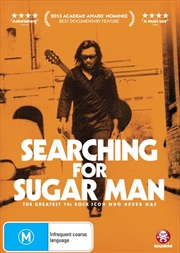 Searching For Sugar Man | DVD