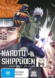 Naruto Shippuden - Collection 13 - Eps 154-166 | DVD