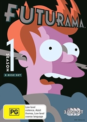 Futurama - Season 1 | DVD
