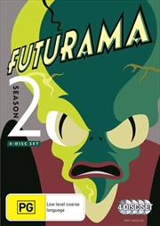 Futurama - Season 2 | DVD
