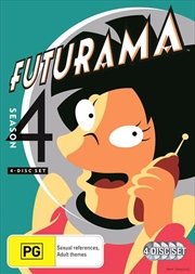 Futurama - Season 4 | DVD