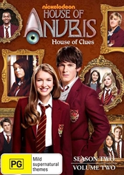 House Of Anubis - Season 2 - Vol 2 | DVD