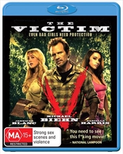 Victim, The | Blu-ray