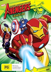 Avengers Earth's Mightiest Heroes - Invasion | DVD