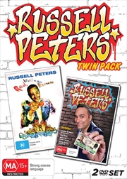 Russell Peters (Double Pack) | DVD