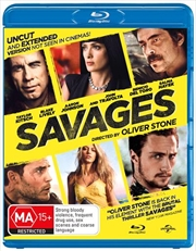Savages | Blu-ray