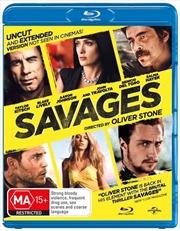 Savages | Blu-ray