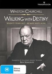 Winston Churchill: Walking With Destiny | DVD