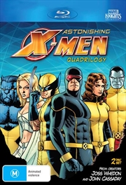 Astonishing X-Men Quadrilogy | Blu-ray
