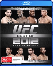 UFC: Year In Review 2012