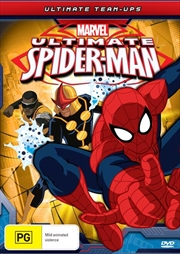 Ultimate Spider-Man - Ultimate Team-Ups | DVD