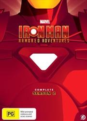 Iron Man Armored Adventures - Season 2 | DVD