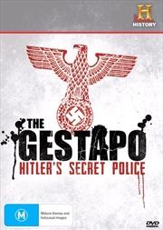 The Gestapo: Hitler's Secret Police