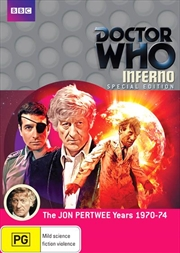 Doctor Who - Inferno - Special Edition | DVD