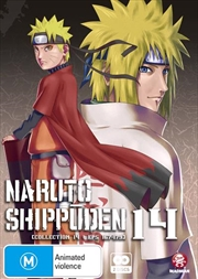Naruto Shippuden - Collection 14 - Eps 167-179 | DVD
