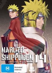 Naruto Shippuden - Collection 14 - Eps 167-179 | DVD