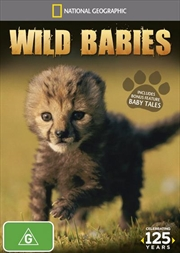 National Geographic: Wild Babies | DVD