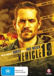 Vehicle 19 | DVD