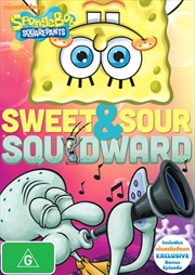 Spongebob Squarepants - Sweet And Sour Squidward | DVD