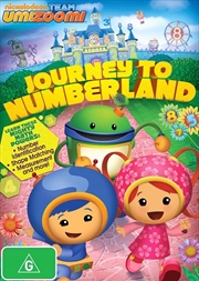 Team Umizoomi - Journey To Numberland | DVD
