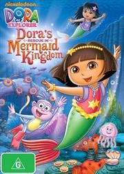 Dora The Explorer- Dora's Rescue In The Mermaid Kingdom