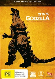 Godzilla - Millennium Series | Boxset